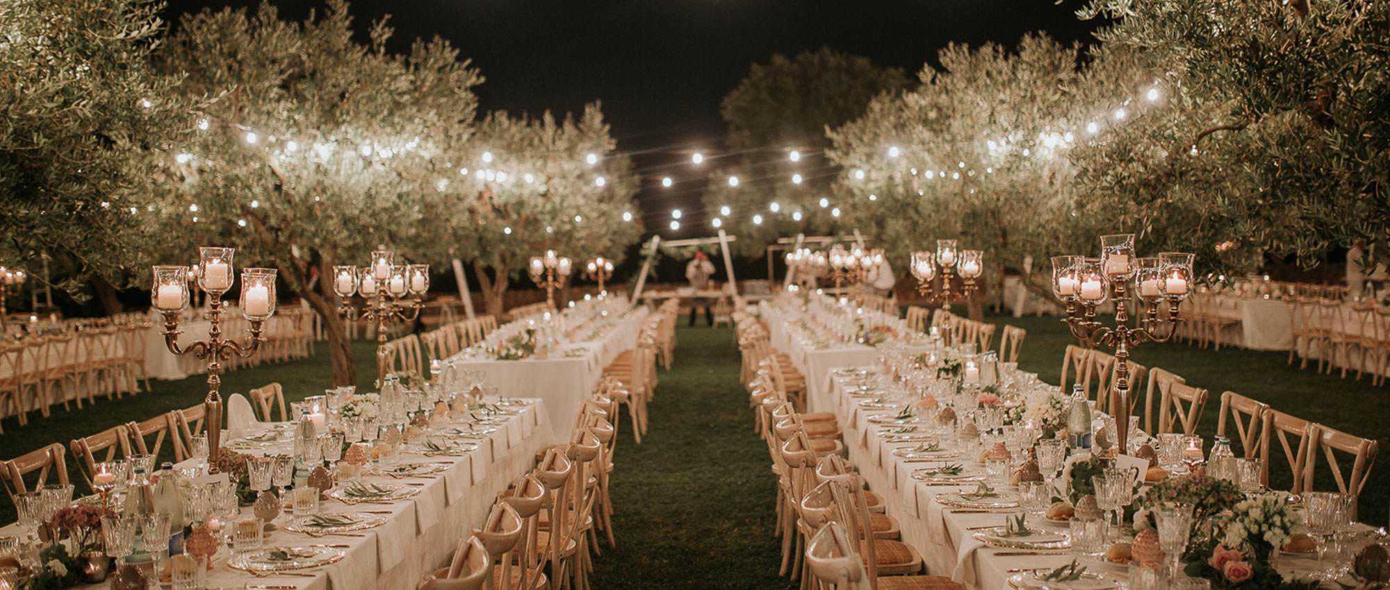 glamour wedding in italy