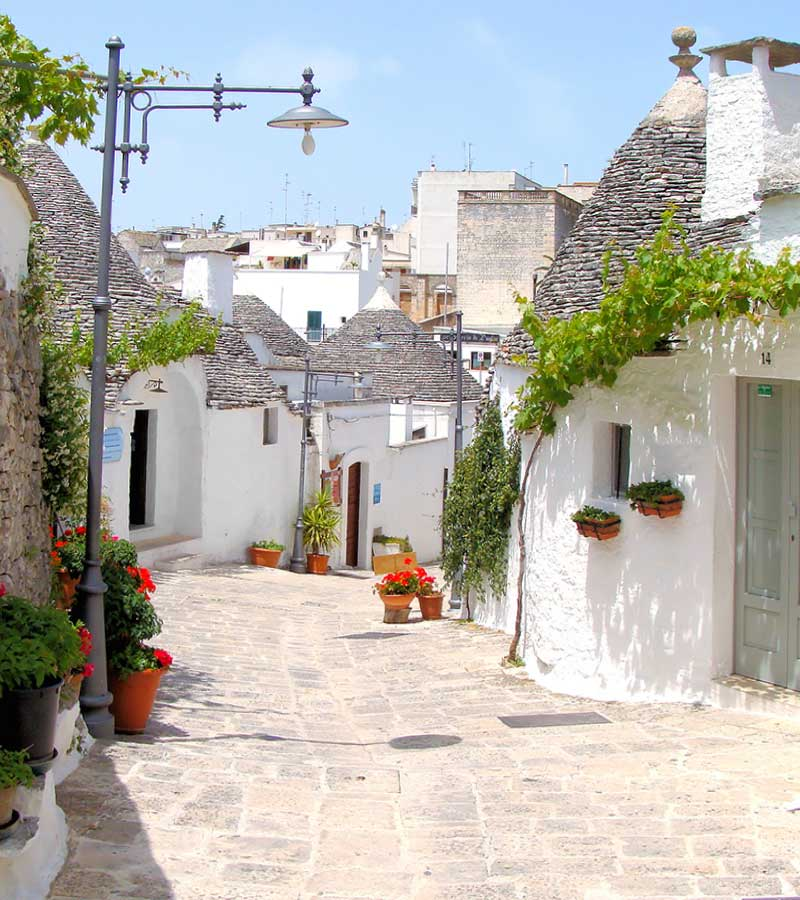 Trulli, Puglia